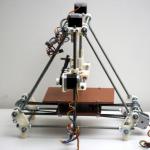 Let hierop bij een 3D printer