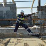bouw personeel