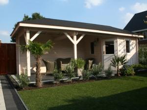 Bouwvergunning tuinhuis
